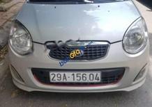 Bán Kia Morning LX 1.1 MT sản xuất 2011, màu bạc số sàn giá cạnh tranh