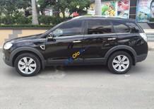 Bán Chevrolet Captiva LTZ 2.4 AT sản xuất năm 2008, màu đen