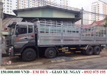 Bán xe tải Dongfeng Trường Giang 17T99 thùng dài 9m5, bán xe tải Trường Giang giá mềm, khuyến mãi cực sốc