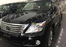 Cần bán Lexus LX 570 sản xuất 2009, màu đen, nhập khẩu
