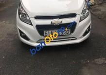 Cần bán xe Chevrolet Spark LTZ sản xuất năm 2013, màu trắng
