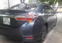 Bán Toyota Corolla altis 2.0V năm sản xuất 2014, màu xám số tự động, 660tr