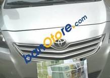 Bán Toyota Vios E sản xuất 2012, màu bạc chính chủ
