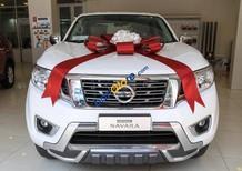 Bán Nissan Navara EL năm sản xuất 2017, màu trắng, nhập khẩu, giá 645tr