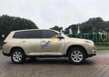 Cần bán xe Toyota Highlander năm 2011, màu vàng, nhập khẩu