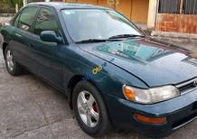Xe Toyota Corolla Gli đời 1994, màu xanh lục, xe nhập