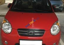 Bán xe Kia Morning XLS sản xuất 2009, màu đỏ, nhập khẩu nguyên chiếc