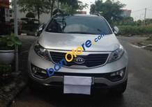 Xe Kia Sportage Limited năm sản xuất 2010, màu bạc, giá chỉ 578 triệu
