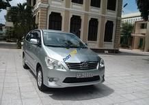 Bán Toyota Innova G sản xuất 2012, màu bạc còn mới, 630 triệu