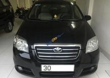 Bán Daewoo Gentra Sx sản xuất năm 2009, màu đen chính chủ