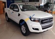 Bán Ford Ranger XLS 2.2L AT sản xuất năm 2017, màu trắng, xe nhập
