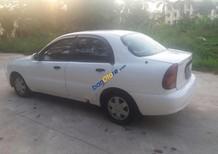 Cần bán lại xe Daewoo Lanos SX năm sản xuất 2002, màu trắng, nhập khẩu nguyên chiếc
