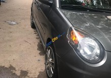 Bán Kia Morning SLX 1.0 AT năm 2008, màu xám, nhập khẩu chính chủ, giá 250tr