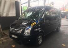 Bán Ford Transit sản xuất 2014, màu đen, 529tr