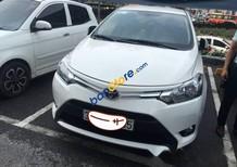 Bán Toyota Vios E CVT sản xuất năm 2016, màu trắng