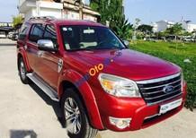 Bán Ford Everest 2.5L Limited năm sản xuất 2009, màu đỏ
