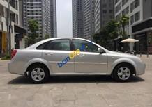 Bán xe Daewoo Lacetti EX 1.6 năm sản xuất 2010, màu bạc