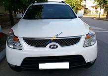 Bán Hyundai Veracruz 3.0 V6 sản xuất 2008, màu trắng, nhập khẩu Hàn Quốc