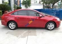 Bán Chevrolet Cruze LT 1.6MT sản xuất 2017, màu đỏ