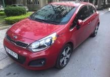 Bán ô tô Kia Rio 1.4 AT sản xuất 2014, màu đỏ, Nhập khẩu Hàn Quốc