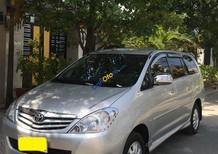 Bán ô tô Toyota Innova G sản xuất năm 2010, màu bạc chính chủ, giá tốt