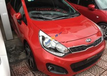 Cần bán gấp Kia Rio 1.4 AT sản xuất 2014, màu đỏ, nhập khẩu
