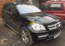 Cần bán lại xe Mercedes GL450 4Matic đời 2011, màu đen, nhập khẩu