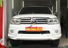 Bán Toyota Fortuner TRD Sportivo 4x4 AT năm 2011, màu trắng