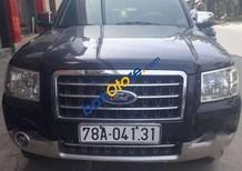 Cần bán Ford Everest sản xuất 2008, màu đen chính chủ, giá 425tr