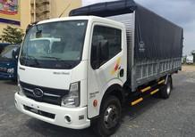 Bán xe Xe tải NISSAN 6,5 tấn, PHUN DẦU ĐIỆN TỬ 2017, màu xám, 485tr
