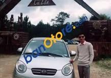 Bán ô tô Kia Morning năm sản xuất 2010, màu bạc, 225tr