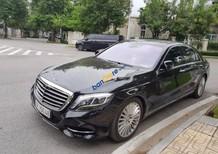 Bán Mercedes 500L năm sản xuất 2016, màu đen, xe nhập chính chủ