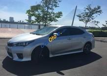 Bán Toyota Corolla altis 2.0V sản xuất năm 2015, màu bạc
