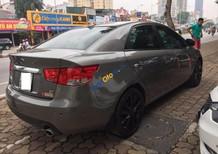 Bán gấp Kia Forte SX 1.6 AT đời 2012, màu xám