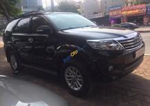 Bán xe Toyota Fortuner 2.7V 4x2 AT sản xuất năm 2014, màu đen