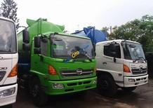 Bán xe cẩu, xitec đời 2017, nhập khẩu nguyên chiếc