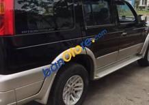 Cần bán xe Ford Everest năm 2007, màu đen