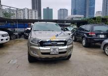 Bán ô tô Ford Ranger XLT năm 2015, màu vàng, nhập khẩu