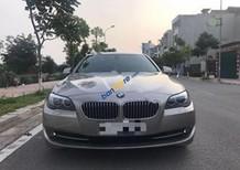 Cần bán gấp BMW 5 Series sản xuất năm 2011, màu xám