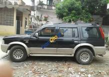Cần bán lại xe Ford Everest sản xuất năm 2005, màu đen