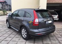 Bán xe Honda CR V 2.4 Limited 2012, màu xám chính chủ, giá tốt