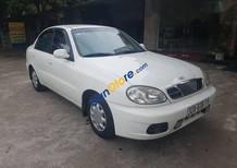 Xe Daewoo Lanos năm 2003, màu trắng chính chủ