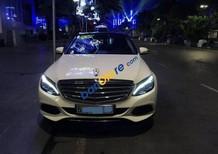 Cần bán gấp Mercedes C250 AT năm sản xuất 2016, màu trắng, nhập khẩu