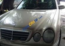 Cần bán Mercedes E240 sản xuất năm 2001, nhập khẩu số tự động