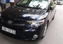 Bán Toyota Corolla altis 2.0V năm sản xuất 2014, màu đen