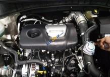 Bán xe Hyundai Tucson 1.6AT GDI Turbo đời 2017, màu vàng