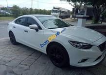 Xe Mazda 6 sản xuất 2016, màu trắng giá cạnh tranh
