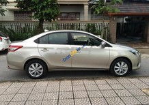 Bán xe Toyota Vios 1.5E năm sản xuất 2015, màu nâu số sàn