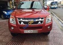 Bán ô tô Isuzu Dmax MT sản xuất 2011, màu đỏ chính chủ