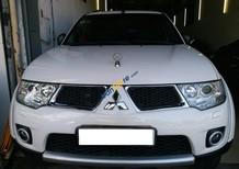 Cần bán Mitsubishi Pajero Sport 3.0 V6 Xăng đời 2012, màu trắng, 668 triệu